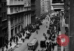 Image of James Farley Post Office building New York City USA, 1918, second 15 stock footage video 65675052546