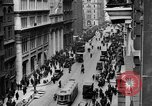 Image of James Farley Post Office building New York City USA, 1918, second 16 stock footage video 65675052546