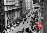 Image of James Farley Post Office building New York City USA, 1918, second 17 stock footage video 65675052546