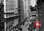 Image of James Farley Post Office building New York City USA, 1918, second 22 stock footage video 65675052546
