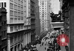 Image of James Farley Post Office building New York City USA, 1918, second 23 stock footage video 65675052546