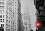 Image of James Farley Post Office building New York City USA, 1918, second 33 stock footage video 65675052546