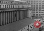 Image of James Farley Post Office building New York City USA, 1918, second 50 stock footage video 65675052546