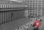 Image of James Farley Post Office building New York City USA, 1918, second 51 stock footage video 65675052546