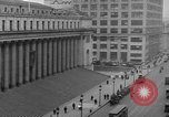 Image of James Farley Post Office building New York City USA, 1918, second 52 stock footage video 65675052546