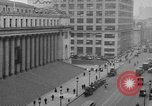 Image of James Farley Post Office building New York City USA, 1918, second 53 stock footage video 65675052546