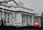 Image of James Farley Post Office building New York City USA, 1918, second 62 stock footage video 65675052546
