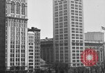 Image of Woolworth Building New York City USA, 1918, second 23 stock footage video 65675052547