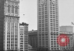 Image of Woolworth Building New York City USA, 1918, second 24 stock footage video 65675052547