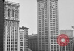 Image of Woolworth Building New York City USA, 1918, second 25 stock footage video 65675052547