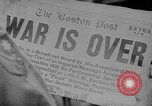 Image of Victory over Japan by American forces Hiroshima Japan, 1945, second 32 stock footage video 65675052559