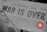Image of Victory over Japan by American forces Hiroshima Japan, 1945, second 33 stock footage video 65675052559