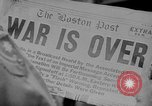 Image of Victory over Japan by American forces Hiroshima Japan, 1945, second 34 stock footage video 65675052559