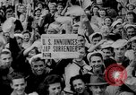 Image of Victory over Japan by American forces Hiroshima Japan, 1945, second 38 stock footage video 65675052559