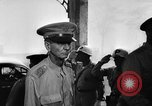Image of General Jonathan Wainwright Baguio Luzon Philippines, 1945, second 8 stock footage video 65675052561