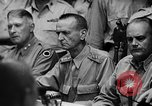 Image of General Jonathan Wainwright Baguio Luzon Philippines, 1945, second 18 stock footage video 65675052561