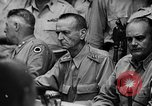 Image of General Jonathan Wainwright Baguio Luzon Philippines, 1945, second 19 stock footage video 65675052561