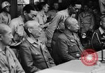 Image of General Jonathan Wainwright Baguio Luzon Philippines, 1945, second 22 stock footage video 65675052561