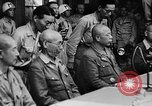 Image of General Jonathan Wainwright Baguio Luzon Philippines, 1945, second 23 stock footage video 65675052561