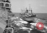 Image of ships of Seventh Fleet China Sea, 1955, second 7 stock footage video 65675052563