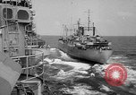 Image of ships of Seventh Fleet China Sea, 1955, second 9 stock footage video 65675052563