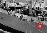 Image of ships of Seventh Fleet China Sea, 1955, second 11 stock footage video 65675052563