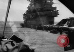 Image of ships of Seventh Fleet China Sea, 1955, second 19 stock footage video 65675052563