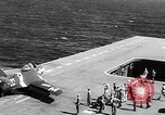 Image of ships of Seventh Fleet China Sea, 1955, second 35 stock footage video 65675052563