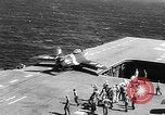 Image of ships of Seventh Fleet China Sea, 1955, second 36 stock footage video 65675052563