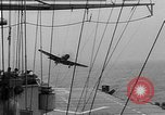 Image of ships of Seventh Fleet China Sea, 1955, second 50 stock footage video 65675052563
