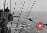 Image of ships of Seventh Fleet China Sea, 1955, second 55 stock footage video 65675052563