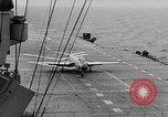 Image of ships of Seventh Fleet China Sea, 1955, second 57 stock footage video 65675052563