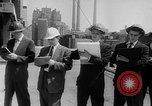 Image of engineers New York City USA, 1955, second 47 stock footage video 65675052564