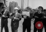 Image of engineers New York City USA, 1955, second 49 stock footage video 65675052564