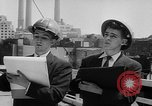 Image of engineers New York City USA, 1955, second 51 stock footage video 65675052564