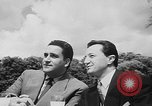 Image of model parade France, 1955, second 5 stock footage video 65675052567