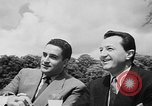 Image of model parade France, 1955, second 6 stock footage video 65675052567