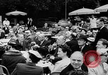 Image of model parade France, 1955, second 33 stock footage video 65675052567