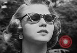 Image of model parade France, 1955, second 40 stock footage video 65675052567