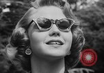 Image of model parade France, 1955, second 41 stock footage video 65675052567