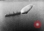Image of U.S. Navy C-class airships New York City USA, 1918, second 24 stock footage video 65675052576