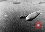 Image of U.S. Navy C-class airships New York City USA, 1918, second 26 stock footage video 65675052576
