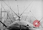 Image of U.S. Navy Class C airships over Statue of Liberty New York United States USA, 1918, second 5 stock footage video 65675052579