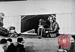 Image of Parachutist jumps from airship New York United States USA, 1918, second 54 stock footage video 65675052580