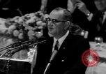 Image of patriotic summary of America including JFK funeral, presidents, and mo United States USA, 1968, second 22 stock footage video 65675052584