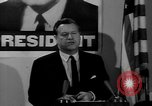 Image of patriotic summary of America including JFK funeral, presidents, and mo United States USA, 1968, second 24 stock footage video 65675052584