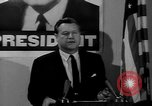 Image of patriotic summary of America including JFK funeral, presidents, and mo United States USA, 1968, second 25 stock footage video 65675052584
