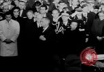 Image of patriotic summary of America including JFK funeral, presidents, and mo United States USA, 1968, second 39 stock footage video 65675052584