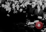 Image of patriotic summary of America including JFK funeral, presidents, and mo United States USA, 1968, second 40 stock footage video 65675052584