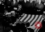 Image of patriotic summary of America including JFK funeral, presidents, and mo United States USA, 1968, second 43 stock footage video 65675052584